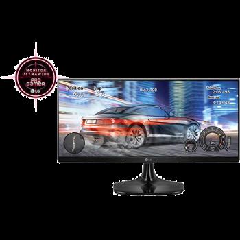 Monitor Gamer LG LED 25 IPS ultrawide Full HD 25UM58
