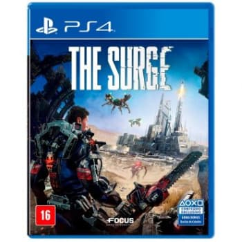 Jogo The Surge para Playstation 4 (PS4) - Focus Home Entertainment