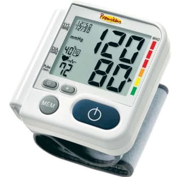 Aparelho de Pressão Premium Automático de Pulso BPLP200
