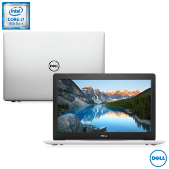 "Notebook Dell, Intel®Core™i7,16GB Intel Optane + 4GB RAM, 1TB, Tela de 15,6"", AMD Radeon™530 4GB, Inspiron 15 Série 5000"