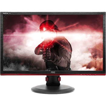 "Monitor Gamer AOC LED 24"" 1ms 144hz Full HD Freesync Widescreen Profissional - G2460PF"
