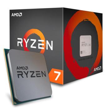 Processador AMD Ryzen 7 1800X, Octa Core, Cache 20MB, 3.6Ghz (4.0GHz Max Turbo) AM4 YD180XBCAEWOF