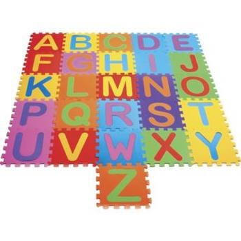 Tapete Alfabeto em EVA 8 MM - Mingone
