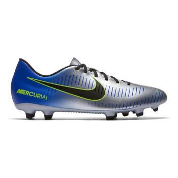 Chuteira Campo Nike Mercurial Vortex 3 Neymar Jr FG Masculina - Azul e Preto fe39dad5059cf