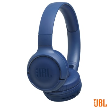 Fone de Ouvido Tune500BT Headphone Azul - JBLT500BTAZL - JBLT500BTAZL_PRD
