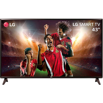 Smart TV LED 43'' Full HD LG 43LK5700 2 HDMI 1 USB HDR 10 Pro ThinQ AI WI-FI