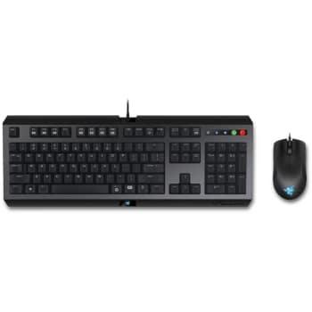 Teclado com Fio Cyclosa para PC + Mouse Abyssus 1800DPI para PC - Razer