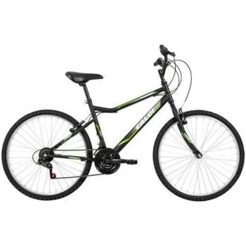 Bicicleta Caloi Twister Aro 26 com Freio V-Brake e 21 Velocidades