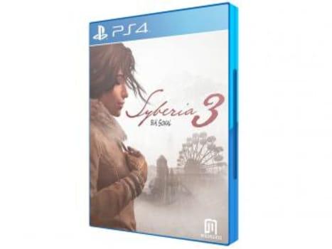 Syberia 3 para PS4 - Ubisoft - Magazine Ofertaesperta
