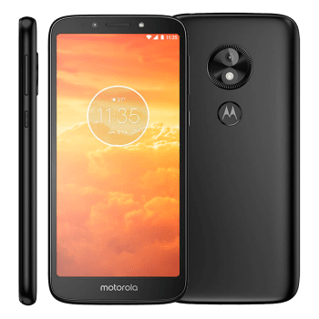 Smartphone Motorola Moto E5 Play 16GB Preto Tela 5.4 polegadas XT1920-19 Dual Chip 4G