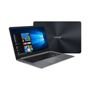 "ASUS Notebook X510UR-BQ378T Intel Core I5 Windows 10 home 4Gb Ram Armazenamento 1000GB SATA, tela 15.6"" Full HD Cinza"
