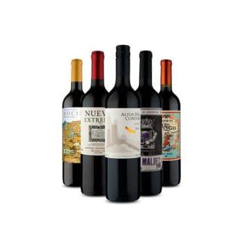 Kit 5 Tintos De Sucesso (5 Vinhos)