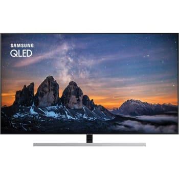 """Samsung Qled Tv Uhd 4k 2019 Q80 55"""", Pontos Quânticos, Direct Full Array 8x, Hdr1500, Única Conexão"""