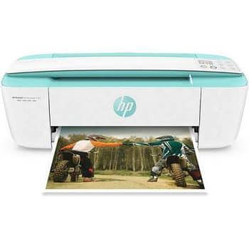 Impressora Multifuncional Hp Deskjet Ink Advantage 3785 Verde