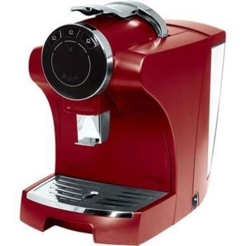 Máquina de Café Expresso Multibebidas Três Serv Vermelha