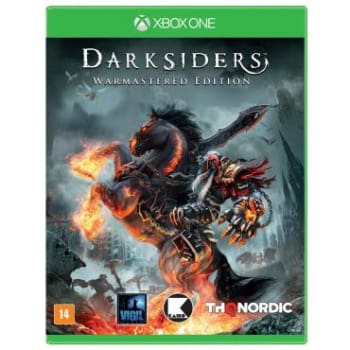 Jogo Darksiders: Warmastered Edition para XBOX ONE (XONE) - THQ Nordic