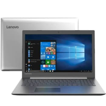 "Notebook Lenovo Intel Core i7 8GB 1TB Placa de Vídeo 2GB Tela 15.6"" Windows 10 Ideapad 330 15IKB 81FE0000BR"