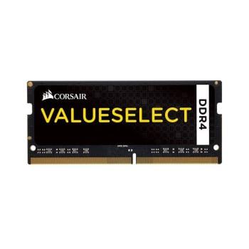 Memória Corsair Value Select, 8GB, 2133MHz, DDR4, Notebook, CL15 - CMSO8GX4M1A2133C15