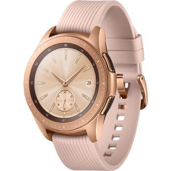 Relógio Smartwatch Samsung Galaxy Watch Bt 42mm - Dourado