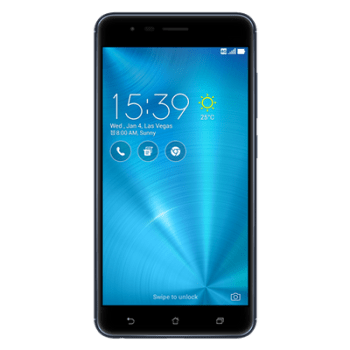 "Smartphone Asus Zenfone 3 3A025Br Zoom 5.5"" 3Gb Ram 32Gb Preto"