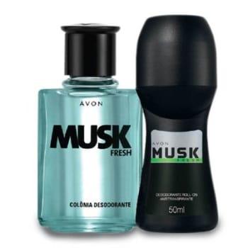 Presente Musk Vidro Fresh