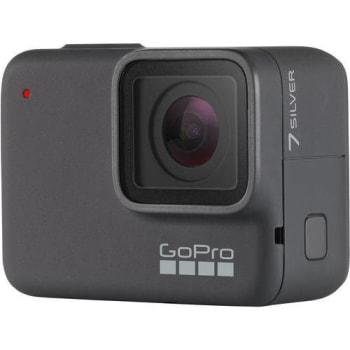 Câmera Digital GoPro Hero 7 10.1MP com Wi-Fi - Prata