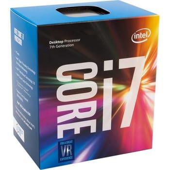 Processador Intel Core i7-7700k Kaby Lake 7º Geração Cache 8mb 4.2ghz (4.5ghz Max) Lga 1151 Intel Hd Graphics 630 (Cód. 133836047)
