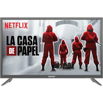 """Smart TV LED 43"""" Full HD Semp L43S3900FS 2 HDMI 1 USB Wi-Fi Conversor Digital"""