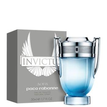 66fe55f8c5 Invictus Aqua Paco Rabanne Eau de Toilette - Perfume Masculino 50ml ...