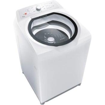 Lavadora de Roupas Brastemp 15kg BWH15 Branco - 110v