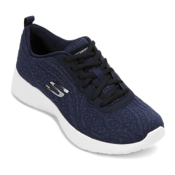 Tênis Skechers Dynamight Blissful Feminino - Azul Escuro