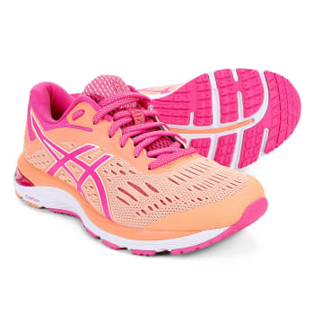 2677259ebb8 Tênis Asics Gel Cumulus 20 Feminino - Pink em Promoção no Oferta Esperta