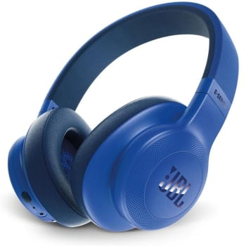 Fone de Ouvido Headphone Over-Ear JBL E55BT Azul