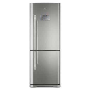 Refrigerador Frost Free Bottom Freezer Inverter Inox 454 Litros (ib53x)