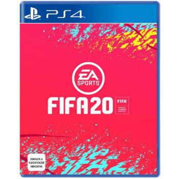 (Pré-Venda) - Jogo Fifa 20 Edição Vanilla - PS4