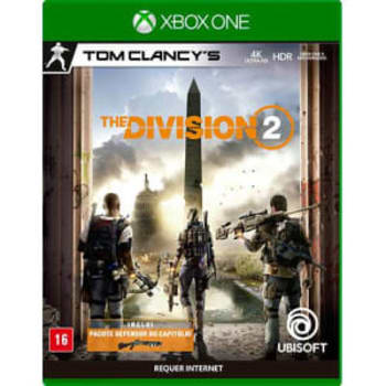 Game Tom Clancy's The Division 2 - XBOX ONE