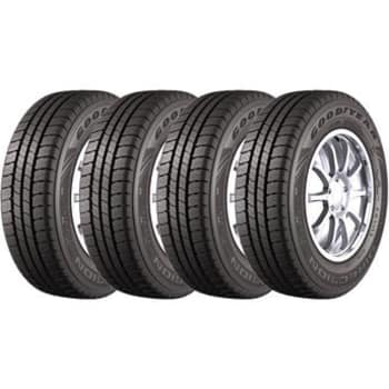 Kit com 4 Pneus Aro 13 Goodyear 175/70R13 Direction Touring 82T