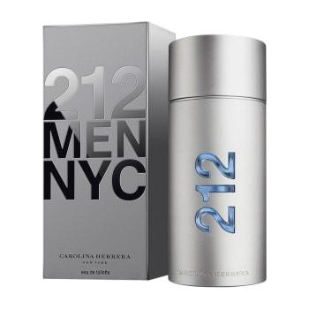 Perfume Carolina Herrera 212 Men NYC EDT Masculino - 100ml