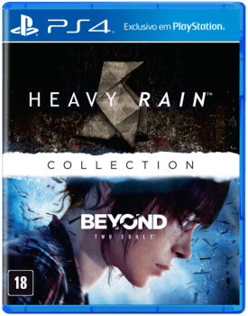 The Heavy Rain & Beyond Two Souls Collection - PS4