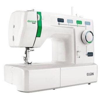 Máquina de Costura Elgin Decora Mais 41JX2011OEU 11 Pontos