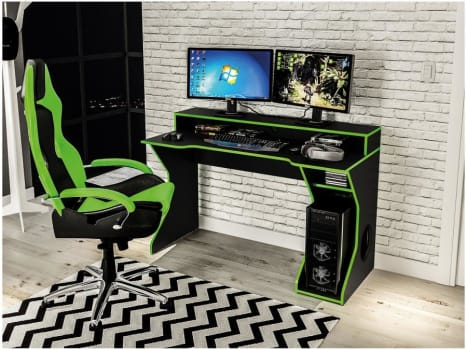 Mesa para Computador Politorno Fremont - 40180693.0001