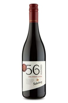 Nederburg 56 Hundred Pinot Noir 2016 (750 ml)