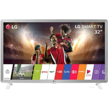 "Smart TV LED 32"" LG 32LK610 HD com Conversor Digital 2 HDMI 2 USB Wi-Fi"