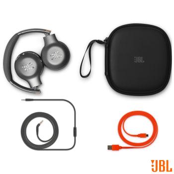 Fone de Ouvido Sem Fio JBL Everest 310GA com Google Assistant Headphone Cinza - JBL V310 GABT GML