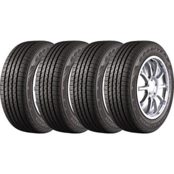 Kit com 4 Pneus Aro 14 Goodyear 185/60R14 82H Direction Sport