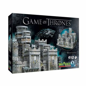 Jogo A Game Of Thrones 3d: Winterfell - Galápagos