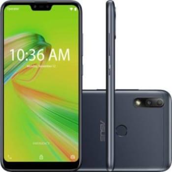 Zenfone Max Plus M2 3GB 32GB - Preto