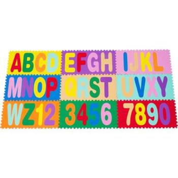 Tapete de Atividades Play Alfanumérico Mingone