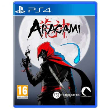 Jogo Aragami: Collector's Edition para Playstation 4 (PS4) - Maximum Games