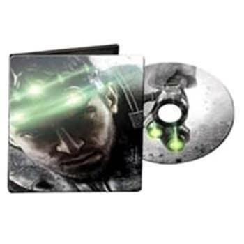 Box Metálico Splinter Cell: Blacklist